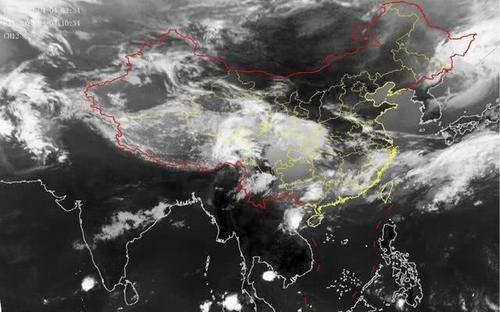 冷空气没停,清明雨华南多,黑龙江局部暴雪,3省局地将有暴雨