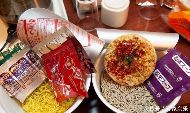 首次出国的中国游客尴尬了,在日本27元买桶泡面,吃时却倒掉了