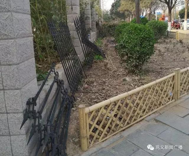 巩义中心城区的围墙,全部要拆除