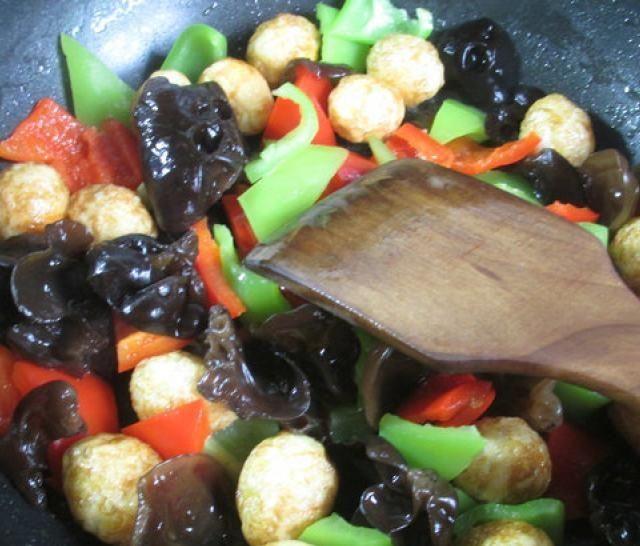 香味■鱼香小炸蛋,鲜香味美,做法简单,一盘子都不够吃