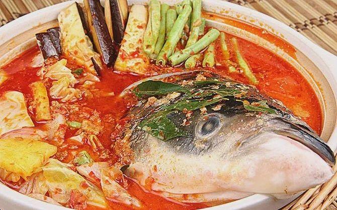 「生活」新加坡生活 | 好吃的咖喱鱼头,你品尝过吗?