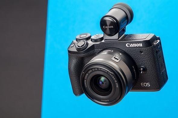 支持24帧视频拍摄,佳能EOS M6 Mark II固件更新