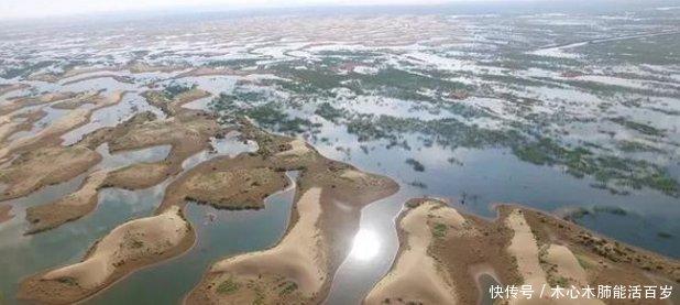 中国内蒙古发生奇迹将黄河的水引入沙漠之后,竟出现这种结果