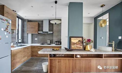 想要减少杂物死角,新房就装这样的柜子,大气通透,还整洁清爽