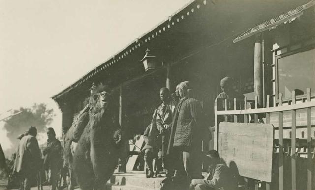「张家口」清末老照片:110年前的塞外明珠张家口,满屏都是灰土