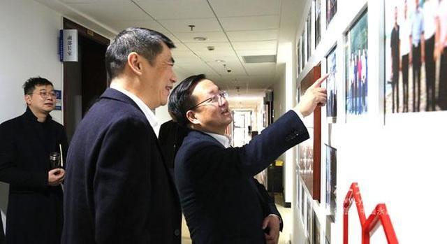 姜景峰到县纪委、县委宣传部、县委统战部调研工作