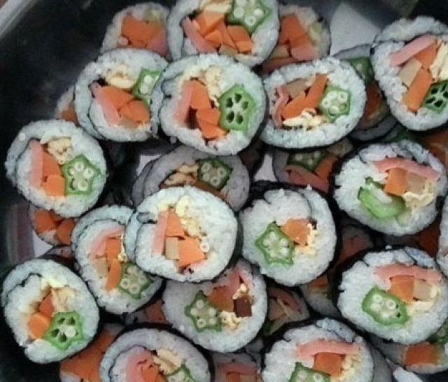 「寿司」想吃寿司又太贵?教你在家自己做精制寿司