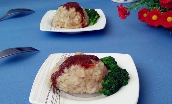 『团团圆圆』教你做一道好看的家宴菜,表示和和气气团团圆圆,家人吃得开心!