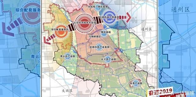 最新进展来了北京新增四条新地铁,通州这两镇迎高光时刻!