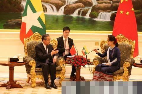 海外网评:王毅与昂山素季会谈,为何特别提及这一项目