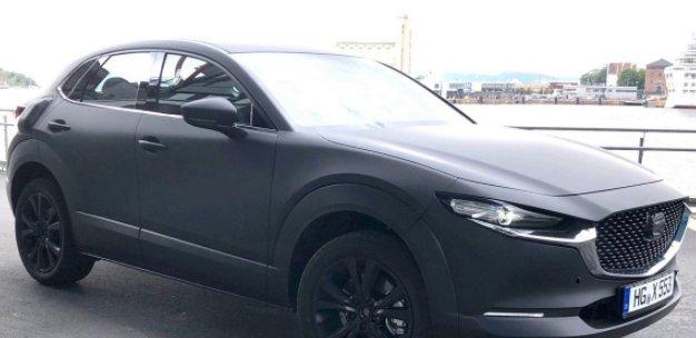 马自达首款纯电动车将亮相东京