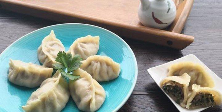 『做法』教你素馅饺子的做法,简单拌一拌,馅料鲜香可口,好吃又下饭