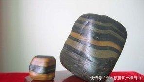 大自然的造化 奇石瑰宝——汉江石