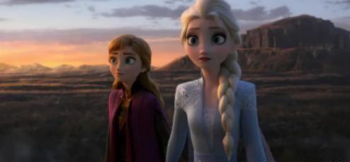 『艾莎』为何说《冰雪奇缘2》艾莎的故事,与《神秘博士》犯了相同的错误?