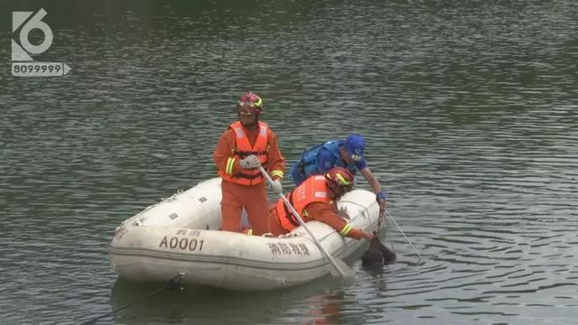 兔耳水库  多部门联合搜救 确认三人溺水身亡  时间一分一秒过去,随着搜救打捞工作的持续进行。