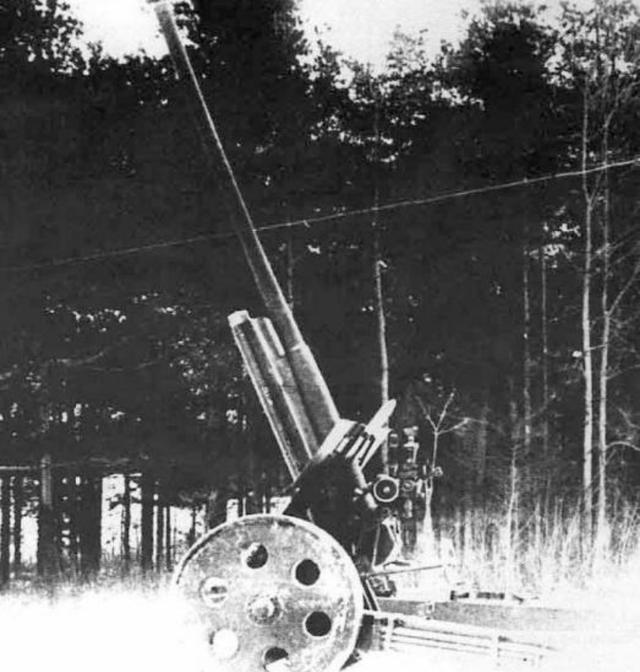 「但遗憾」Ф-22加农炮,被苏联人嫌弃,却让德国人心花怒放的战利品
