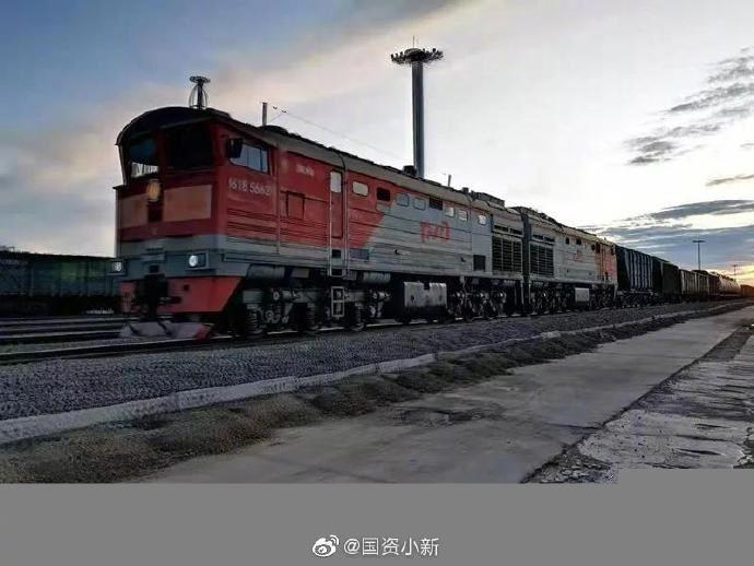【加油】真·老铁加油:首批俄罗斯宽轨铁路自备车载1