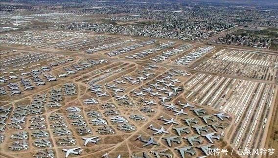 """「飞机」亚洲最大的""""飞机坟场""""居然在河南"""