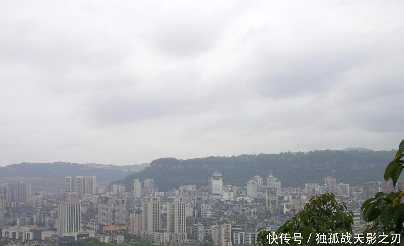 """以前与成渝并称为""""成渝万""""的四川第三大城市现在为重庆最大城区"""