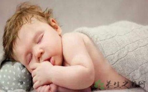 宝宝出冷汗是什么原因