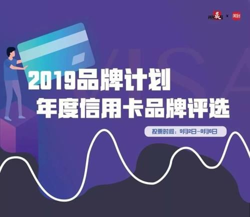 """【品牌】新闻晨报""""2019年度信用卡品牌评选""""活动正"""