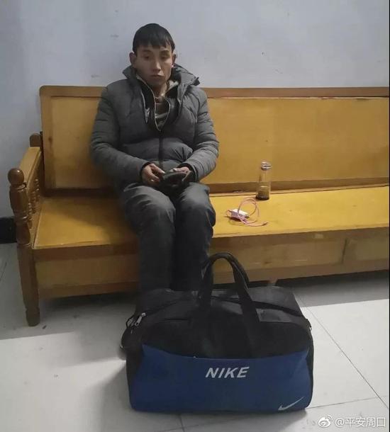 沈丘男子打工返乡在鹿邑迷路鹿邑警方紧急救助