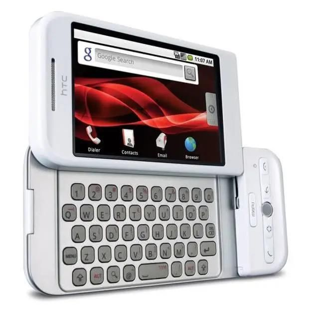 #HTC#再谈HTC G1的历史意义和地位,你们都忽略了乔布斯