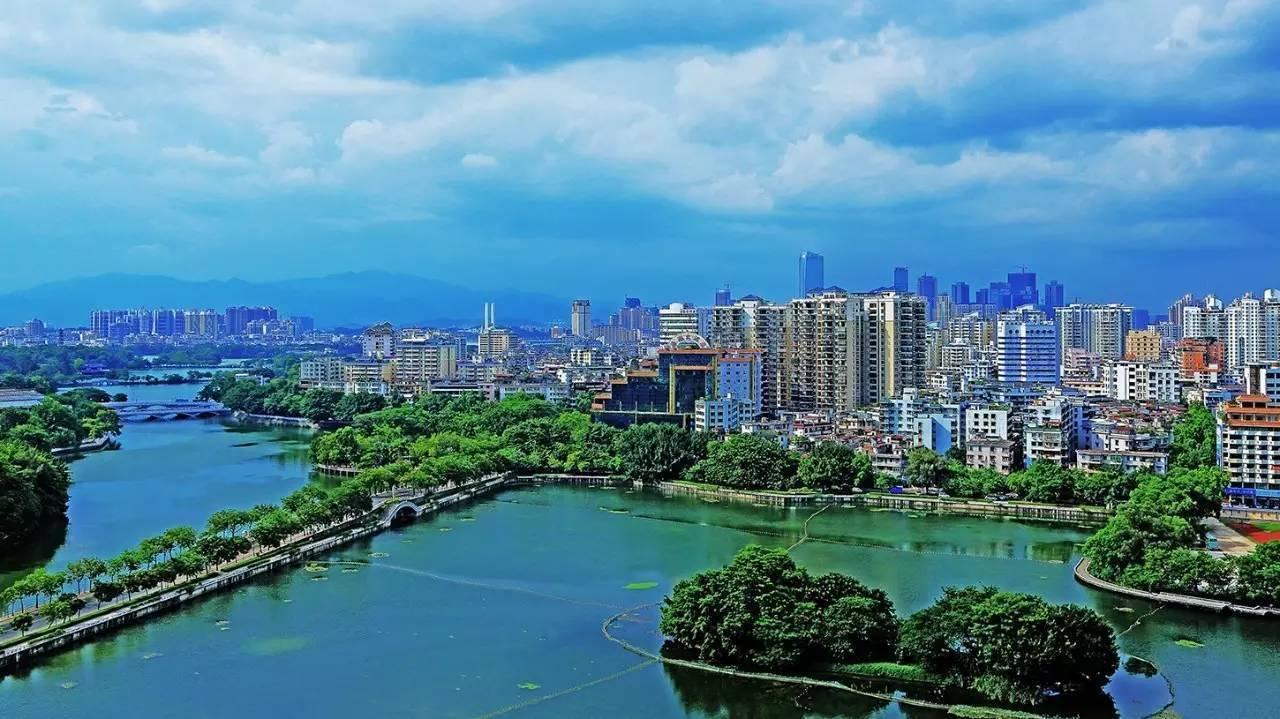 广东继珠海之后,又一座宜居城市被发现,不是佛山也不是中山