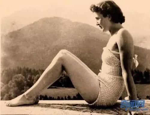 「封存」希特勒最爱的女人,派2千精锐党卫军保护,档案至今被美军封存