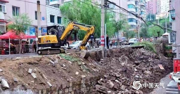 「黄淮」14省份大到暴雨来袭!北方仍然是强降雨的主阵地