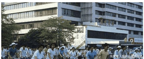 1986年中国什么样看看照片就知道,图3现在已经看不到