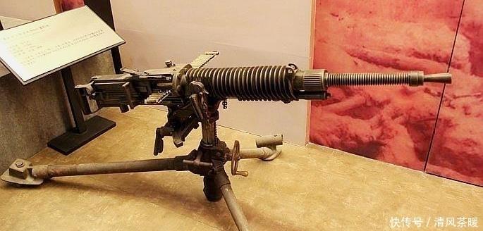 【重机枪】日本专门针对中国战场研发的三年式重机枪,英军称它为鸡脖子