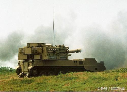 """沙特拉出了自己的""""中国炮"""",结果对面军队魂飞魄散 谈军论战"""