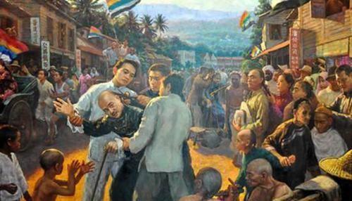 蔡廷干■清朝灭亡后,汉人死活不剪辫子,此人说:袁世凯的辫子我来剪!