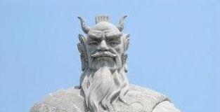 「部落」黄帝、炎帝的坐骑都已绝迹,只有蚩尤的坐骑还活在现代