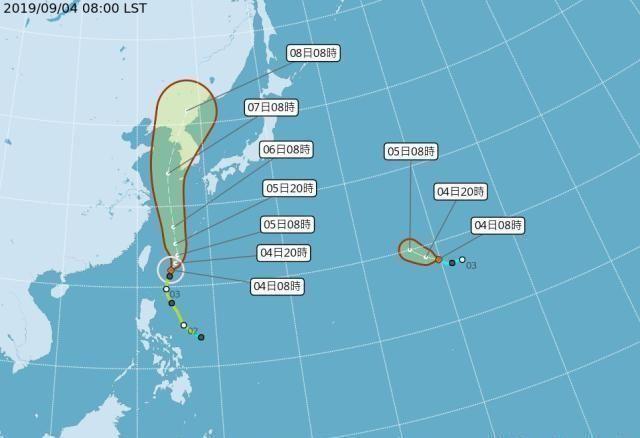 13号台风变胖转中台!15号台风最快今日生成,气象专家:留意天气