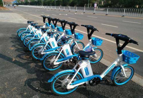 哈��两轮电动车将接棒共享单车?