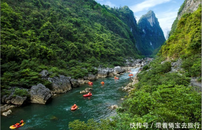 贵州这个小城,被誉为地球腰带上的绿宝石,是中国最美的地方之一