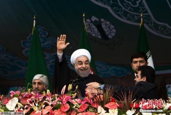 伊朗总统与欧理会主席通电话 称希望巩固伊核协议