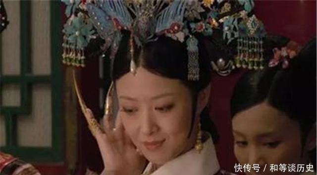 [转载]清朝的妃嫔手上为什么要戴''假指甲''?主要有4点原因!