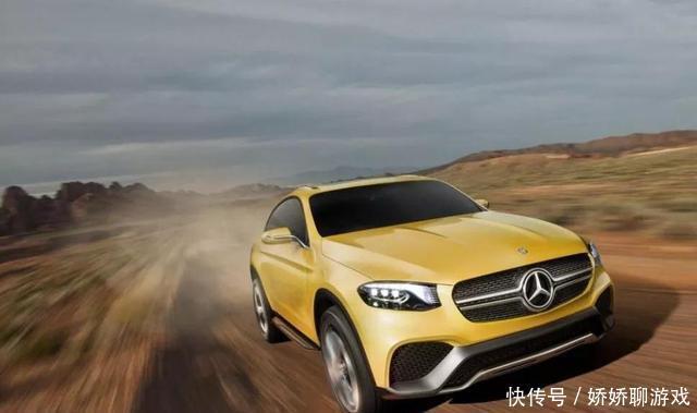 云南俊星奔驰GLC轿跑车 以不凡重新定义SUV