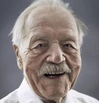心理测试--哪个老人的笑容最幸福?测你是不是年龄越大越富有~