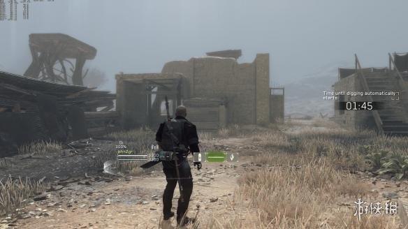 《合金装备:幸存》公测4K截图公布 画质与MGSV无异 游侠网