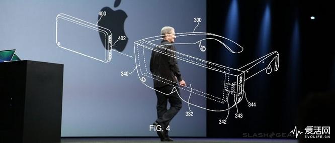 苹果申请镜片组新专利 让VR眼镜不再是笨重大盒子