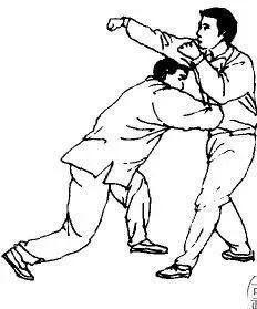 近身格斗术实战肘击:索肘和扫肘