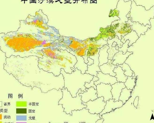 怎样把新疆的沙漠变成绿洲?中国人想了五个办法,个个脑洞大开