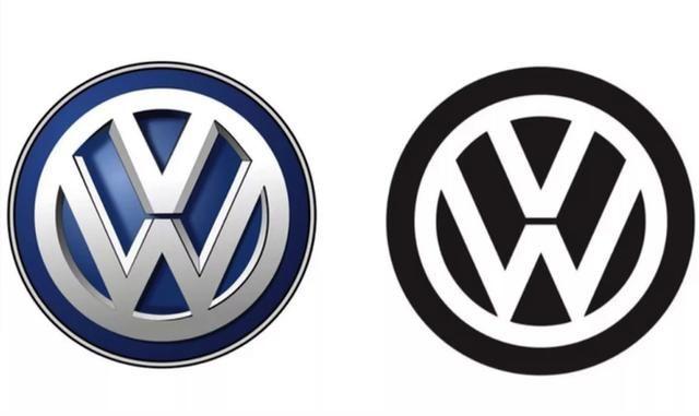 扁平黑白设计 大众将推出新Logo