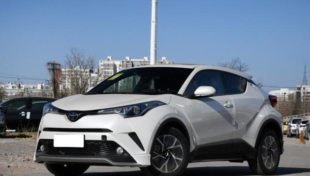 丰田C-HR价格 全国销售中