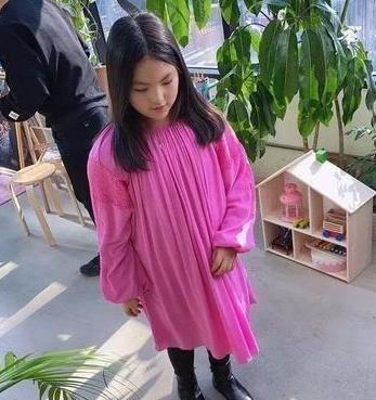 李湘10岁的女儿进军娱乐圈