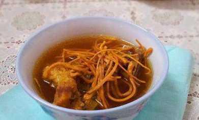 这素菜炖汤 比鱼鲜美